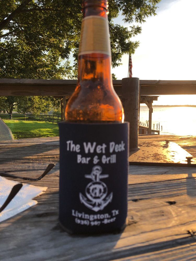 The Wet Deck: 5076 Fm 350 S, Livingston, TX