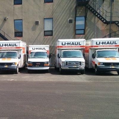 Uhaul truck rental montreal