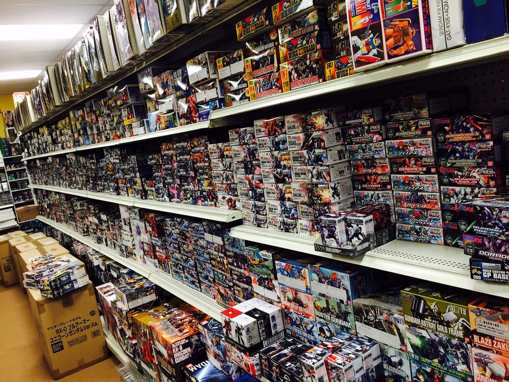 The Comic Store: 115 Northeastern Blvd, Nashua, NH
