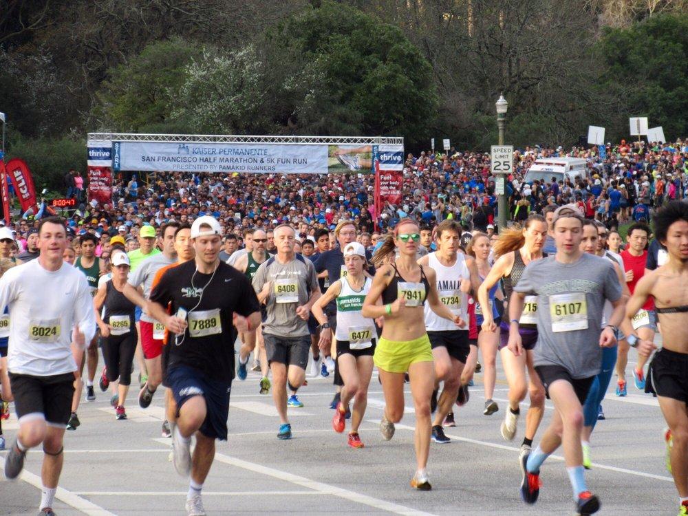 Kaiser Permanente Half Marathon & 5K