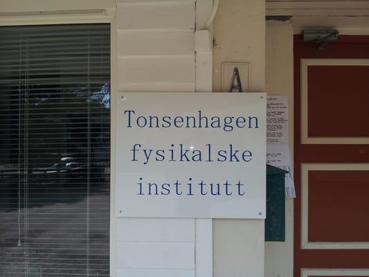 fysikalske institutt oslo