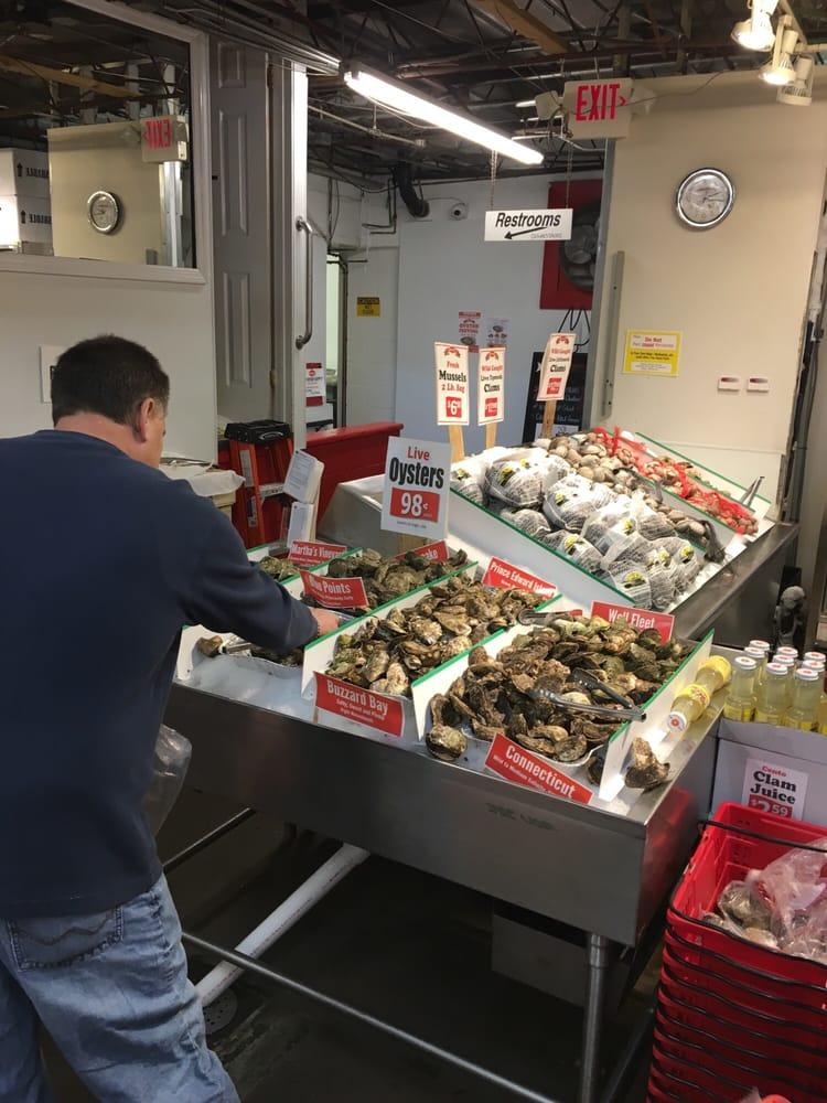 Fish market pittsburgh / Columbus in usa