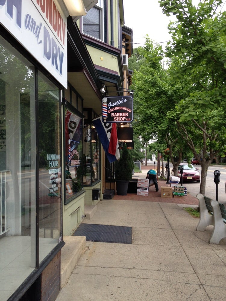 Justin's Collingswood Barber Shop: 494 Haddon Ave, Collingswood, NJ
