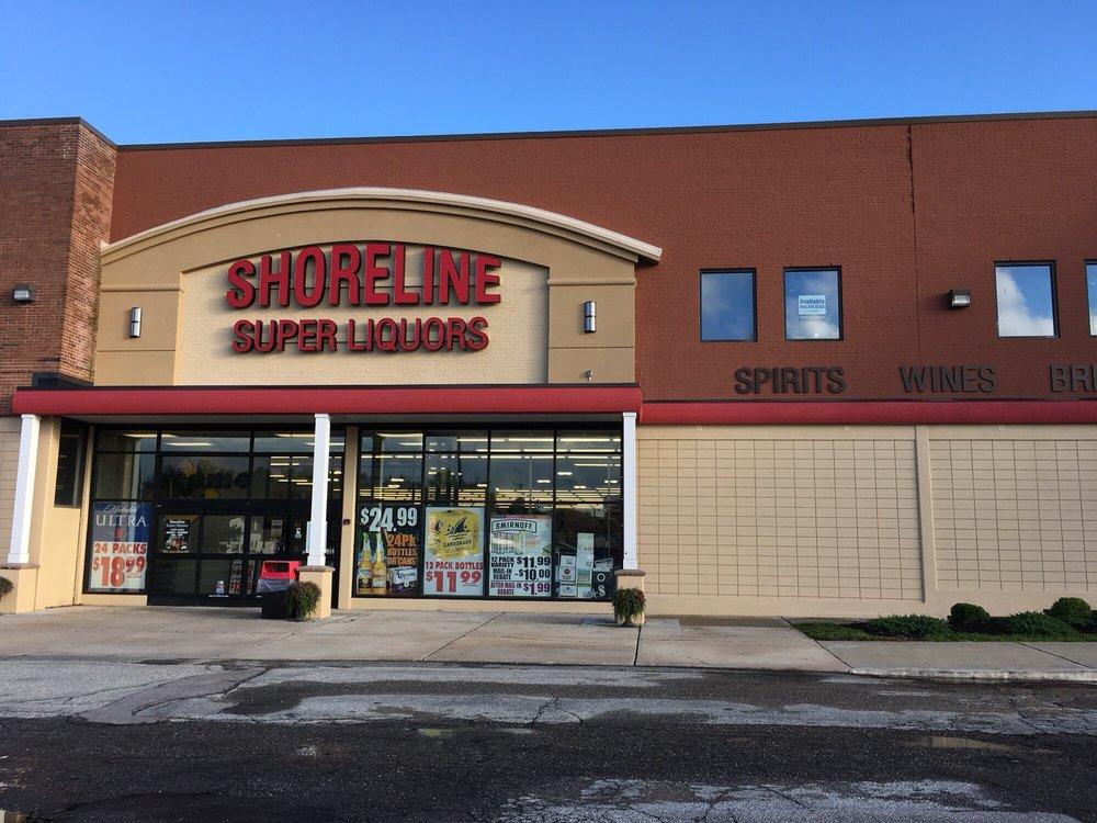 Social Spots from Shoreline Super Liquors