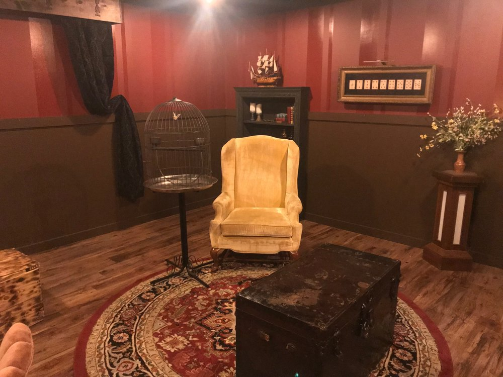 Outer Edge Escape Rooms: 101 Hyler Dr, Farmington, MO