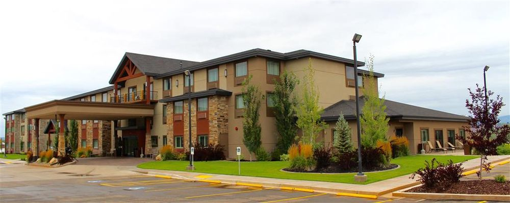 Best Western Plus Landmark Hotel: 2477 E Highway 40, Ballard, UT