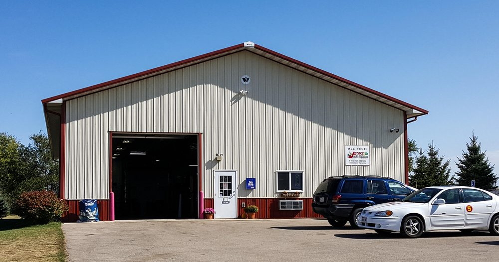 All-Tech Auto Service: 301 Industrial Dr, Clinton, WI