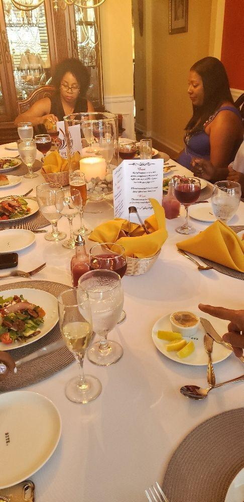 Birthday Dinner Party Yelp