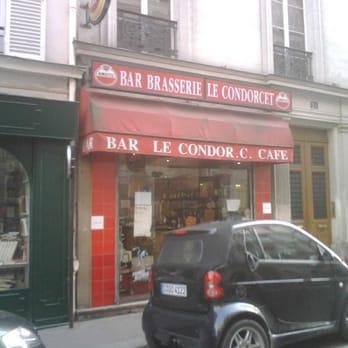 Le condor c brasseries 25 rue condorcet 9 me paris for Cuisine 50 rue condorcet