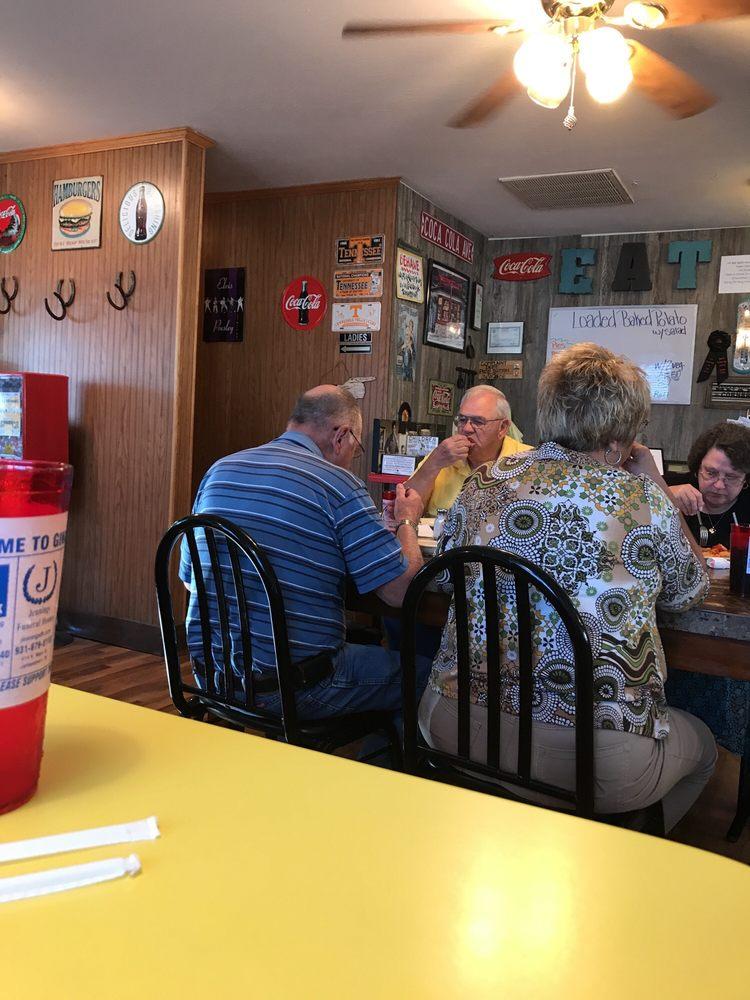 Dairy Mart: 107 S Smith St, Jamestown, TN