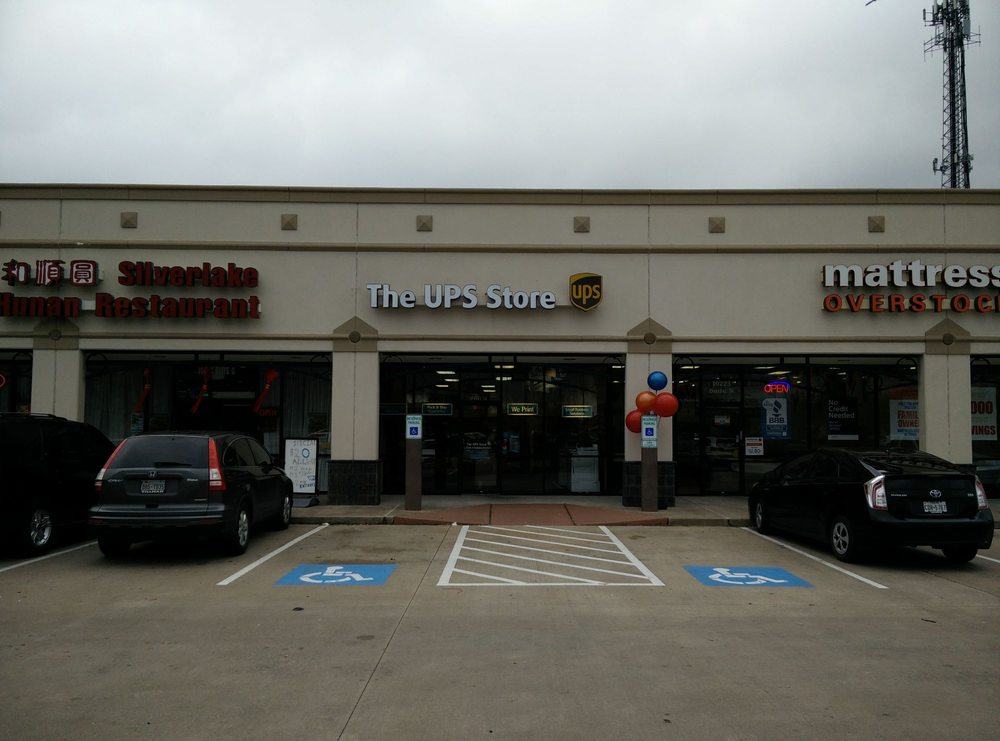 The UPS Store: 10223 Broadway, Pearland, TX