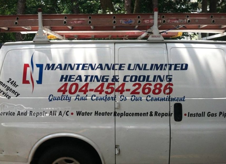 Maintenance Unlimited Heating & Cooling