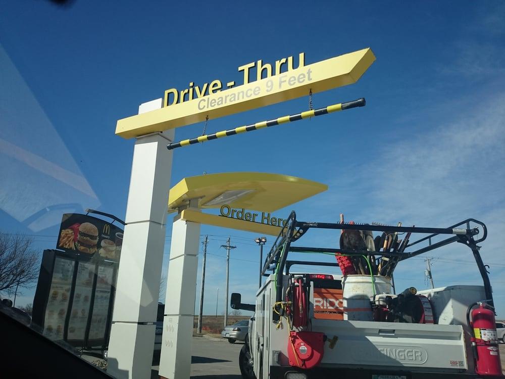 McDonald's: 100 N Willow Rd, Missouri Valley, IA