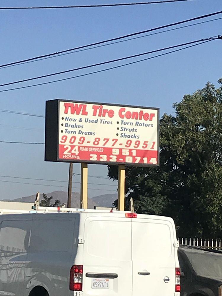 TWL Tire Center: 18854 Valley Blvd, Bloomington, CA