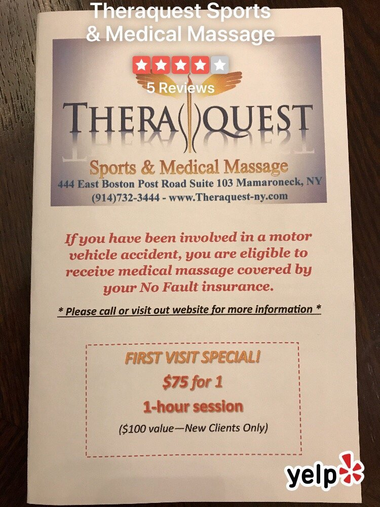 Theraquest Sports & Medical Massage