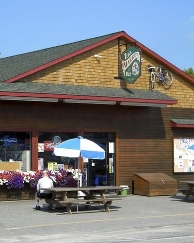 Ted's Market: 126 Cross St, Island Pond, VT