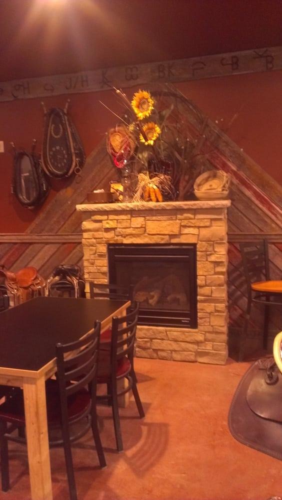 Silver Prairie Saloon: 11 Main Ave, McLeod, ND