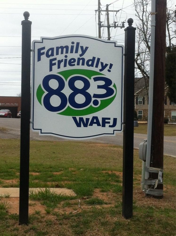 Wafj Christian Radio 883 Fm: 102 Lecompte Ave, North Augusta, SC