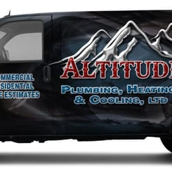 Photo Of Altitude Plumbing Heating And Cooling Grand Junction Co