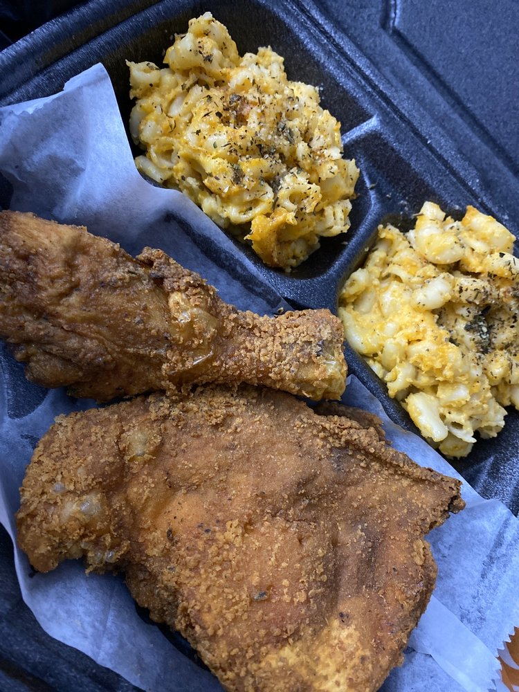 Food from Gourmet Soul