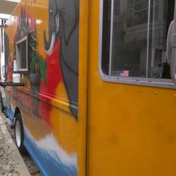 Muay Thai Indianapolis Food Truck Menu