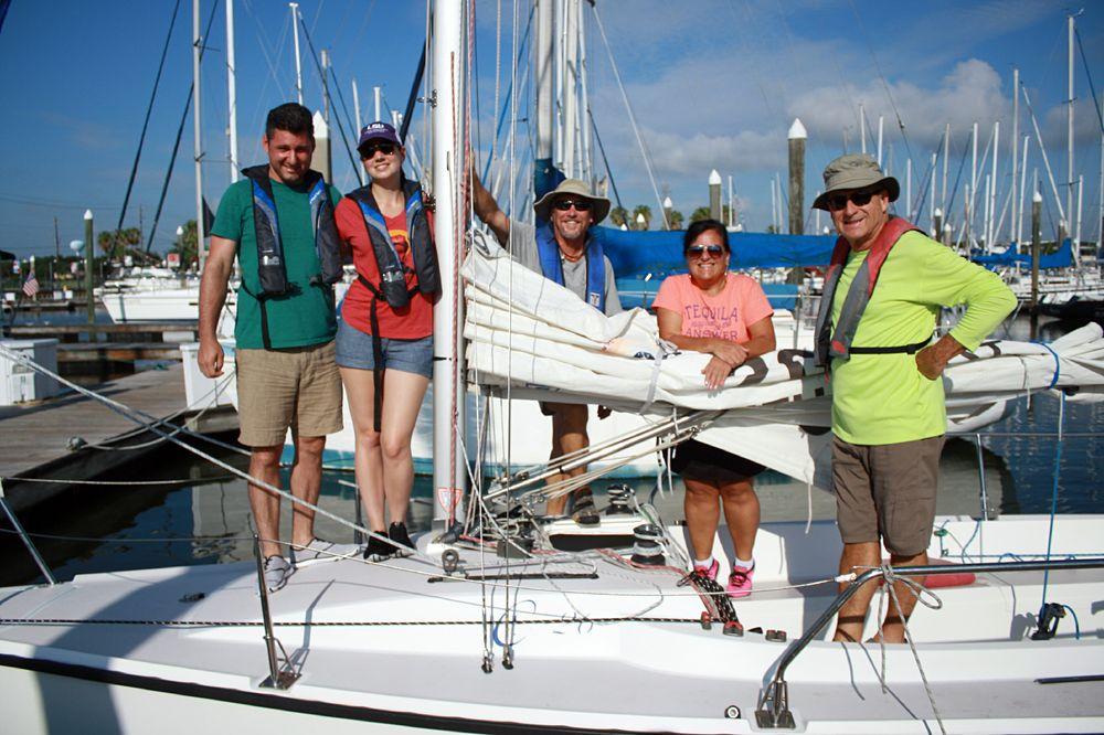 South Coast Sailing Adventures: 502 Texas Ave, Kemah, TX