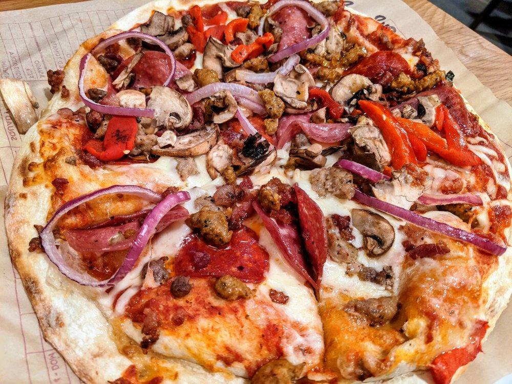 MOD Pizza: 13156 Newcastle Commons Dr, Newcastle, WA