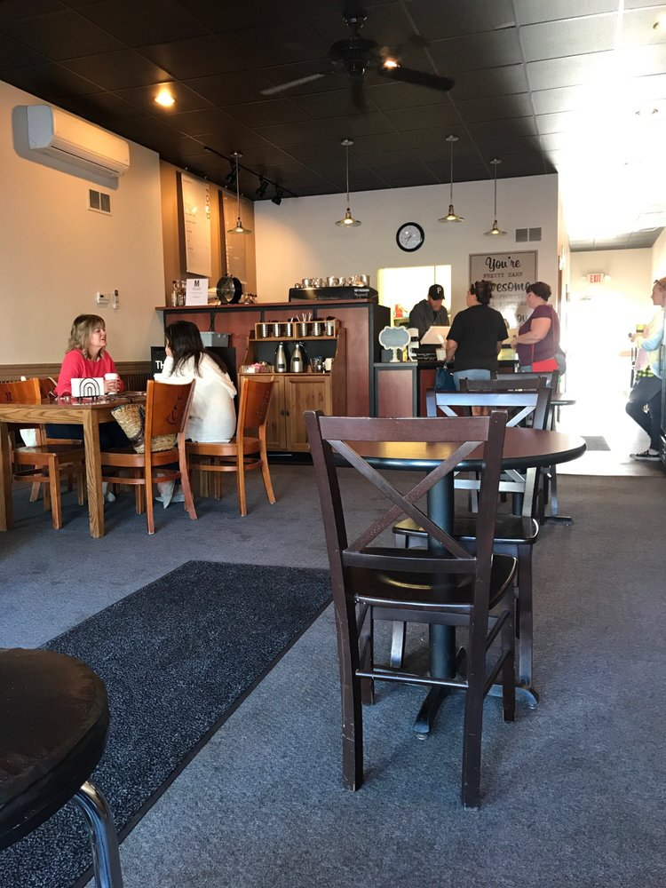 Mugsies Coffee House: 139 S Market St, New Wilmington, PA
