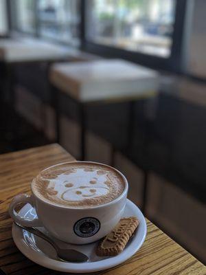 Horchata latte seattle