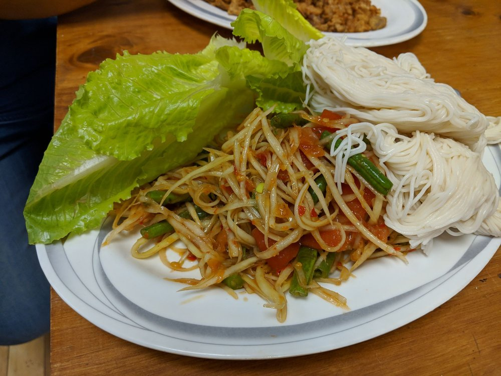 Jasmine Thai Cuisine: 1200 N Battlefield Blvd, Chesapeake, VA