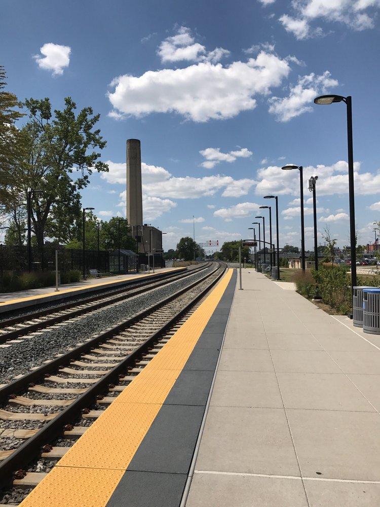 Amtrak: 21201 Michigan Ave, Dearborn, MI