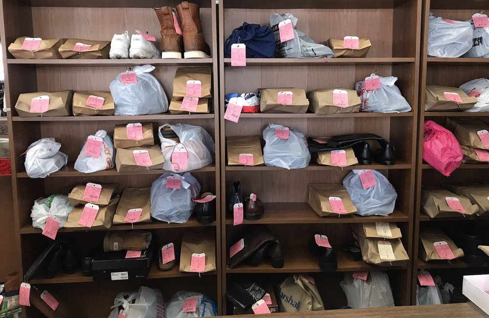 Miracle Mile Shoe Repair: 98 W Castle St, Stockton, CA