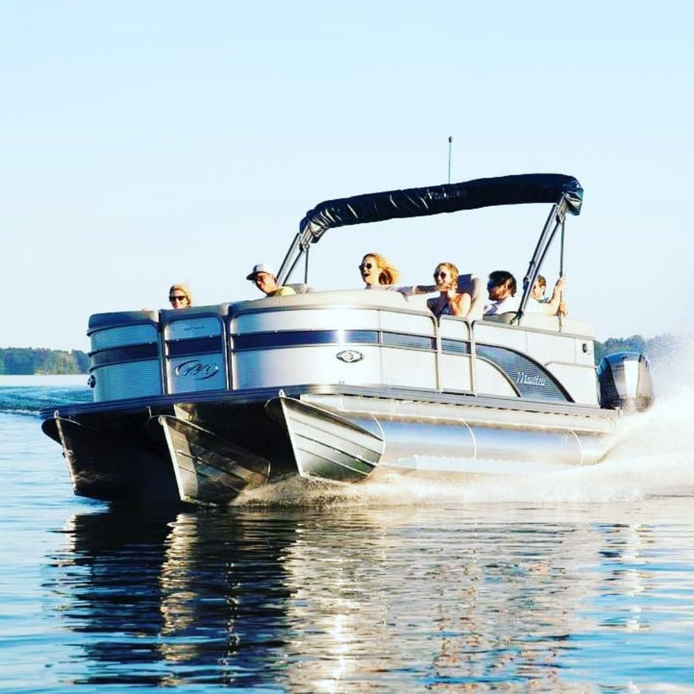 Tahoe Waves Boat Rental: 2600 Lake Forest Rd, Tahoe City, CA