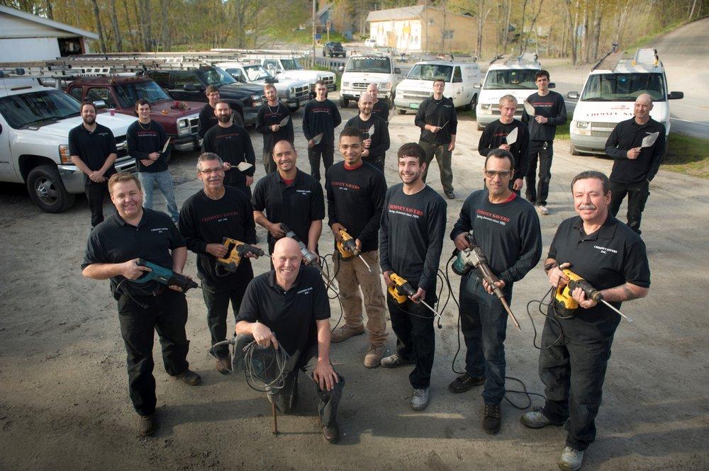 Chimney Savers: 895 VT Rte 12 S, Randolph, VT