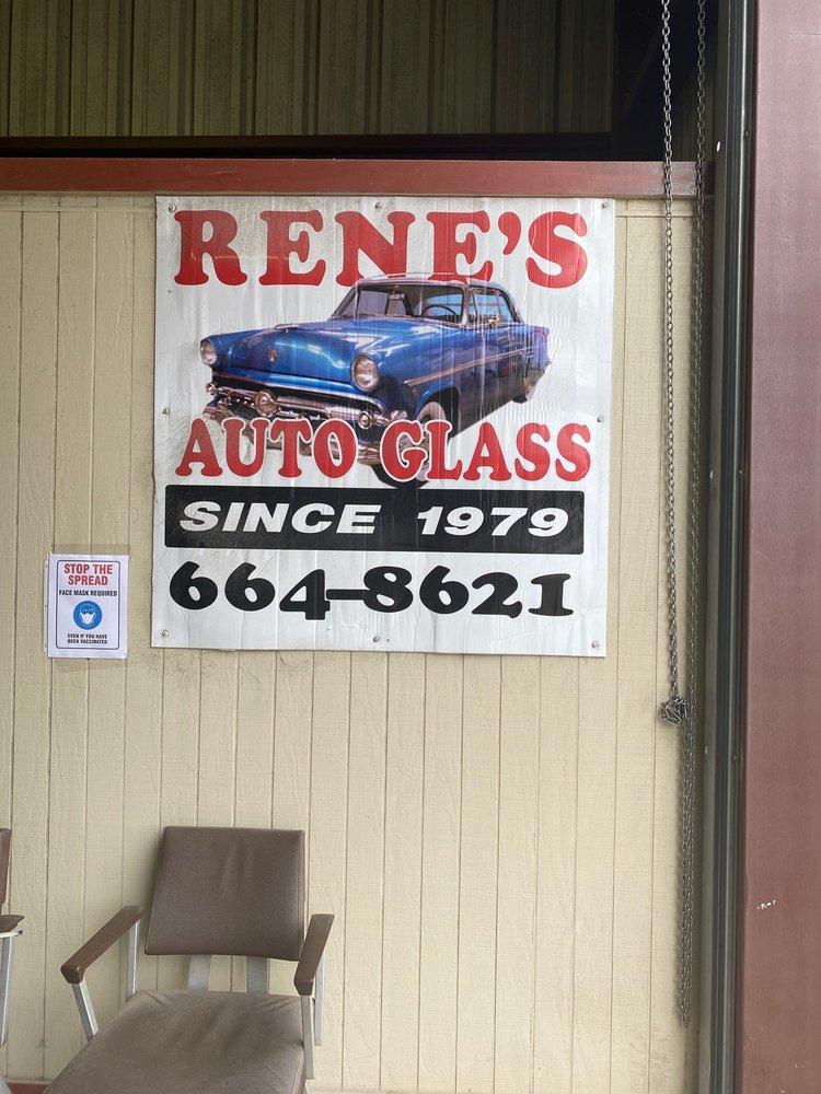Rene's Auto Glass Service: 720 W Front St, Alice, TX