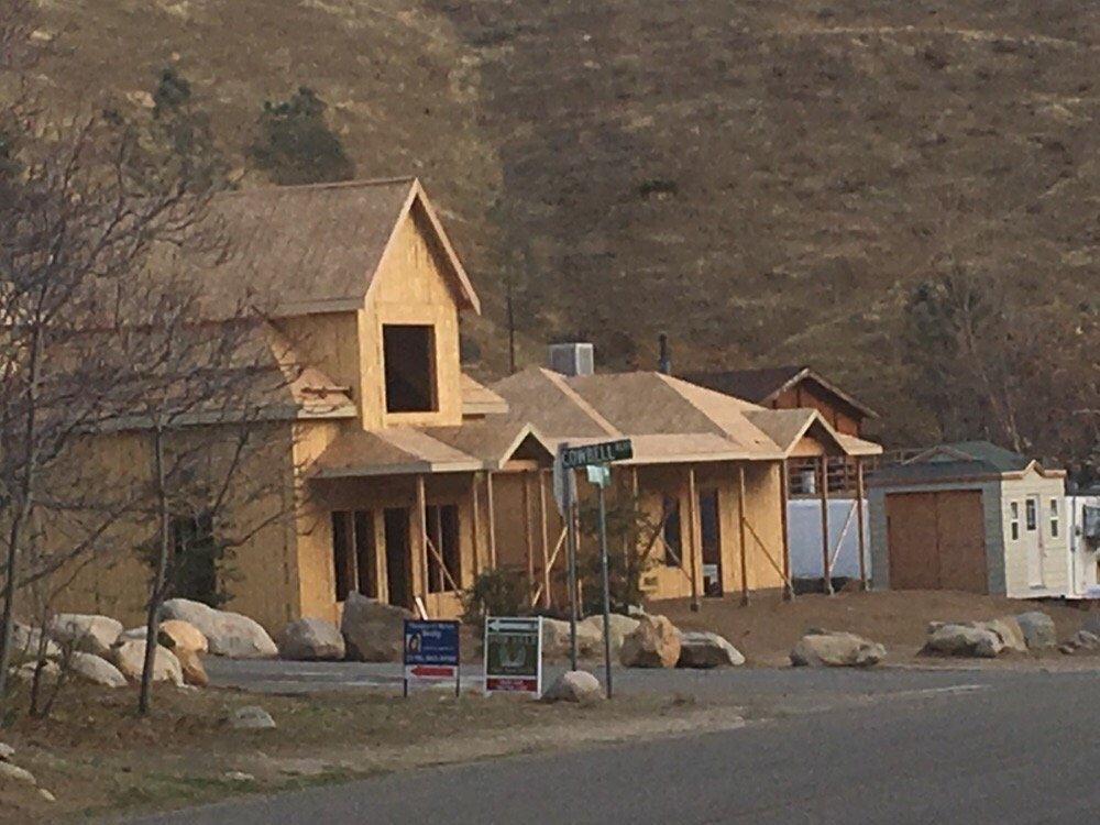 Alan Campbell Construction: 476 Mt Shadows Rd, Wofford Heights, CA