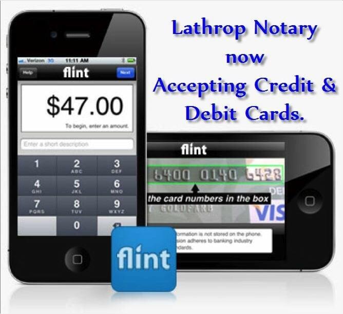 Lathrop Mobile Notary: 15873 Crescent Park Cir, Lathrop, CA