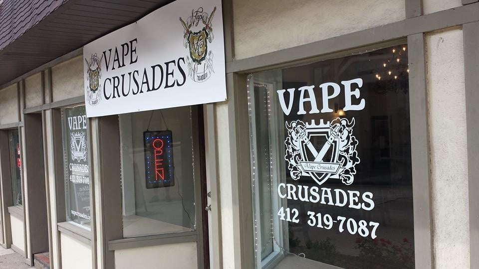 Vape Crusades: 522 Washington Ave, Bridgeville, PA