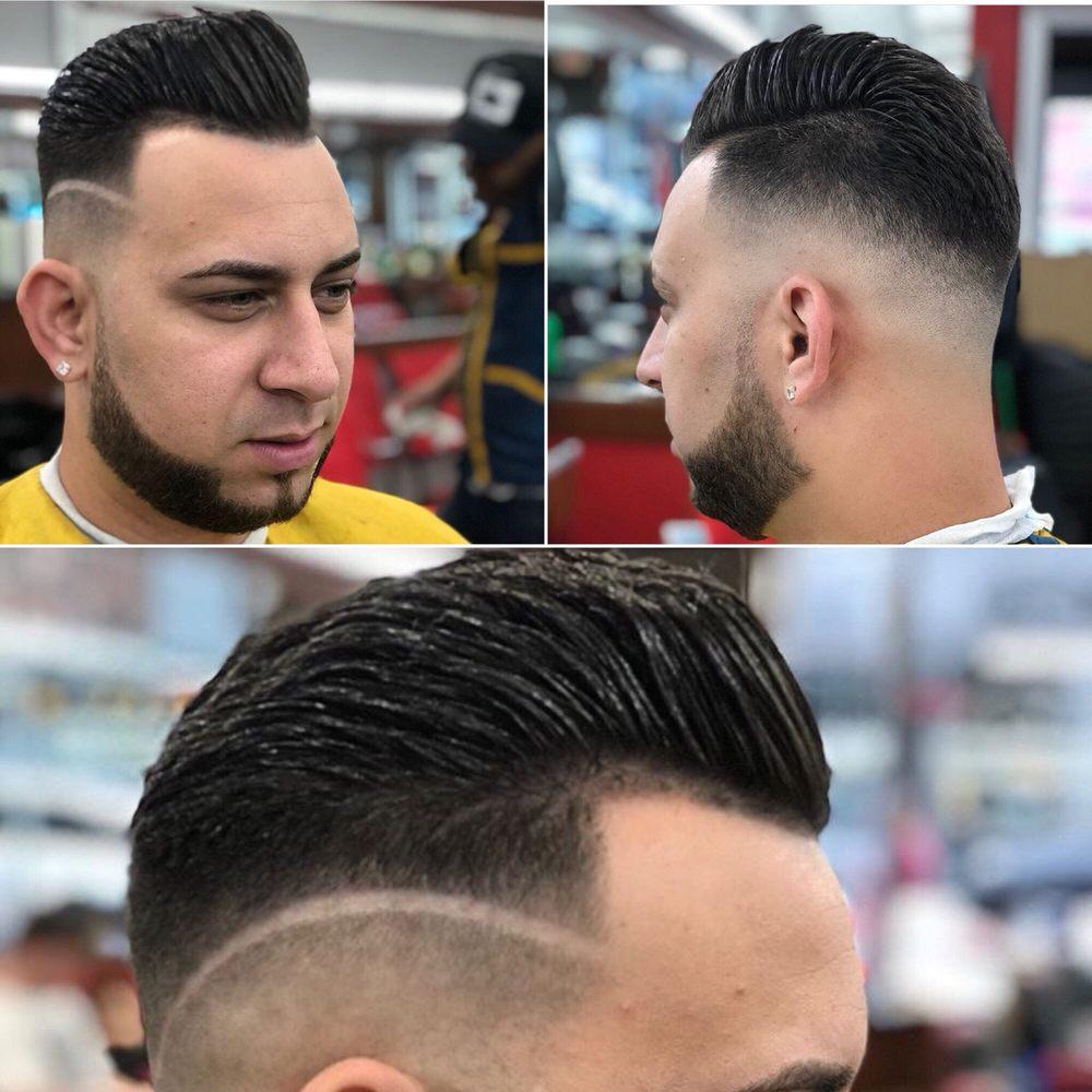 Los Primos Barbershop: 459 Moody St, Waltham, MA