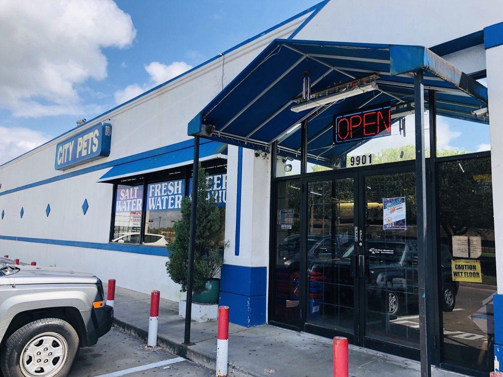 City Pets: 9901 Beechnut St, Houston, TX