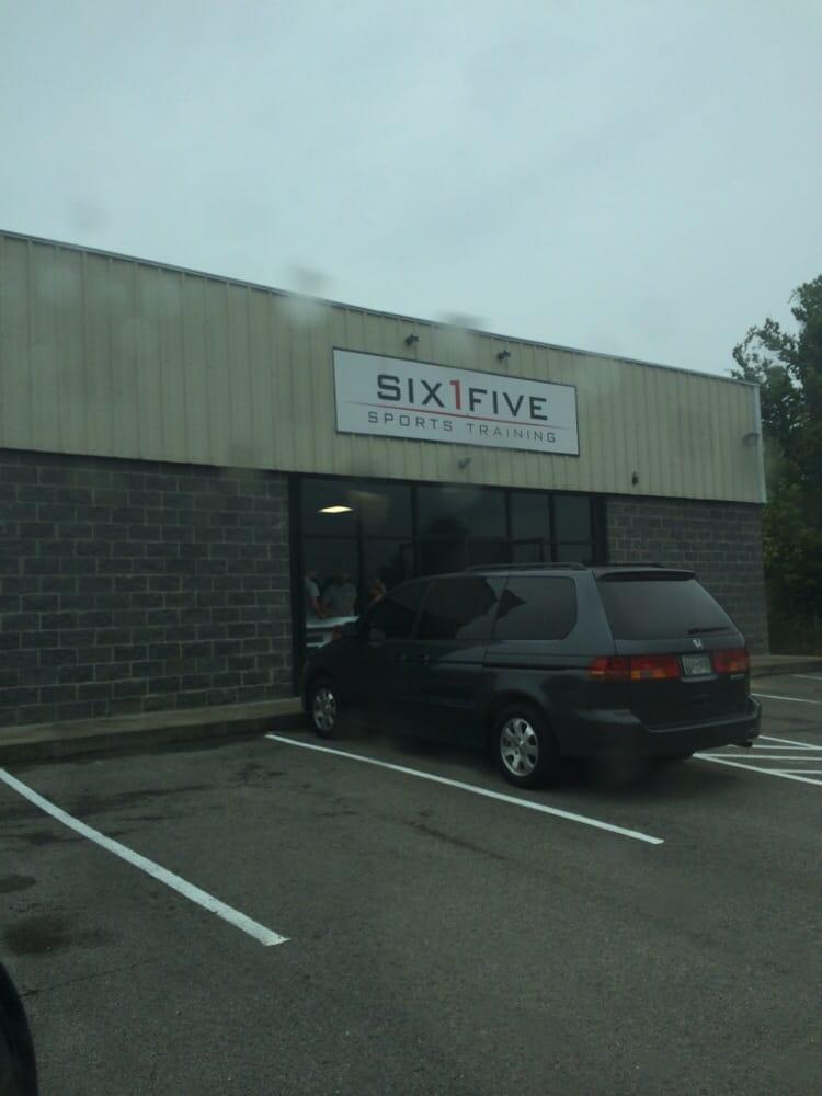 Six1Five Sports Training