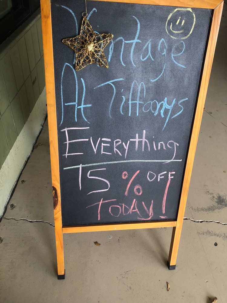 Vintage At Tiffanys And More: 2828 South McCall Rd, Englewood, FL