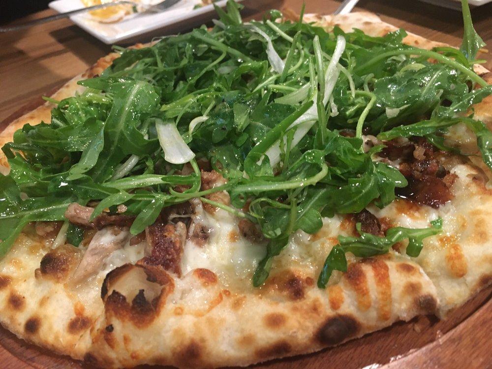 Peking duck pizza - Yelp