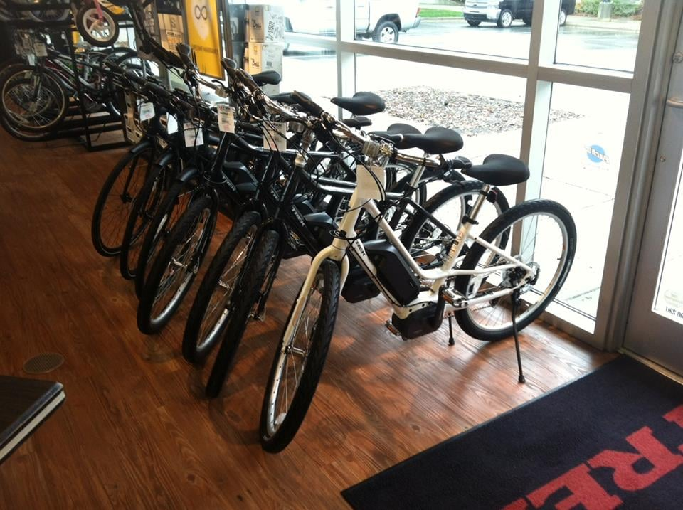 Trek Bicycle Store of Charlotte - Lake Norman: 146 Mooresville Commons Way, Mooresville, NC