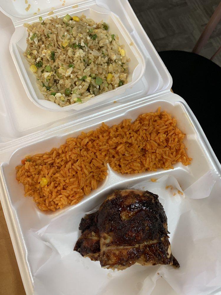 Copacabana's Charcoal Chicken: 21490 Great Mills Rd, Lexington Park, MD