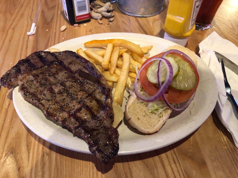 Logan's Steakhouse: 1967-1987 Julian R Allsbrook Hwy, Roanoke Rapids, NC