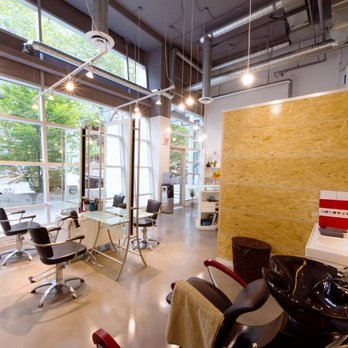Sakura salon 21 reviews hairdressers 555 bute street for A salon vancouver