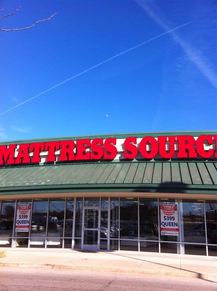 Mattress Source Fechado Colch 245 Es 2326 Troy Rd
