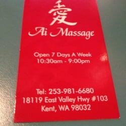 Erotic massage kent wa