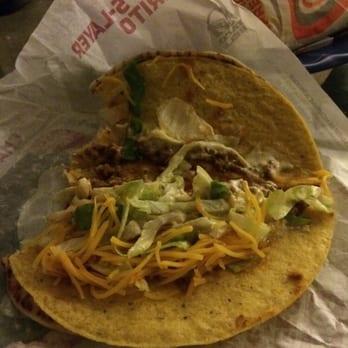 A mexican gordita crunch 5